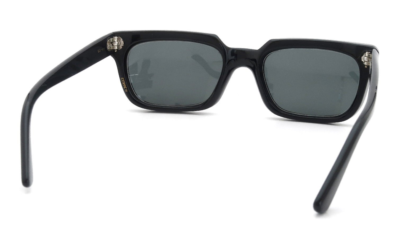 1950s〜1960s Frame Italy サングラス IT800 Blk 50-22