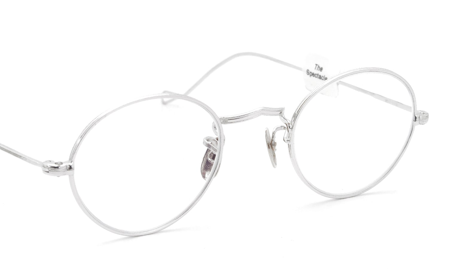 American Optical 1928〜1930s SQUIRE-FRAME P-6 Side-Mount WG 12kPads 43-24