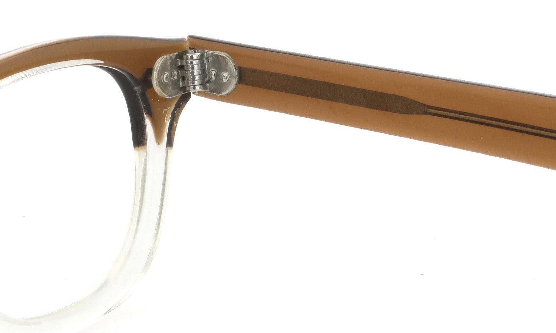 TART ARNEL 1960s Regency eyewear ARNEL BROWN SM CB 44-22