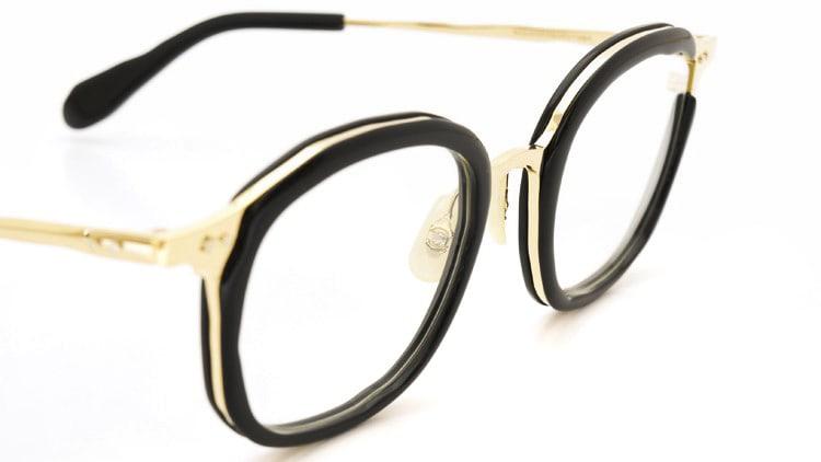 MASAHIROMARUYAMA MM-0011 col.01 BLACK/GOLD