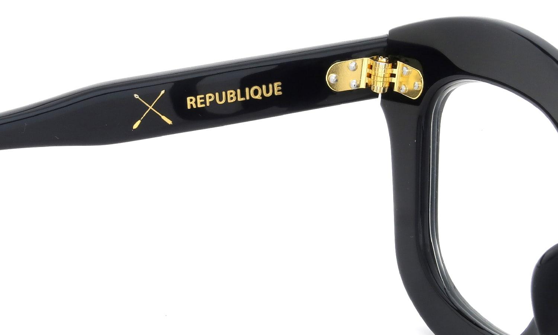 SAUVAGE REPUBLIQUE Black/Pure-Gold