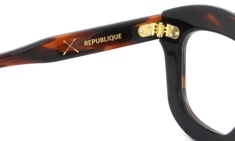 SAUVAGE REPUBLIQUE Deep-Brown/Pure-Gold