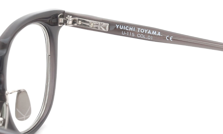 YUICHI TOYAMA U-115 LAX COL.01
