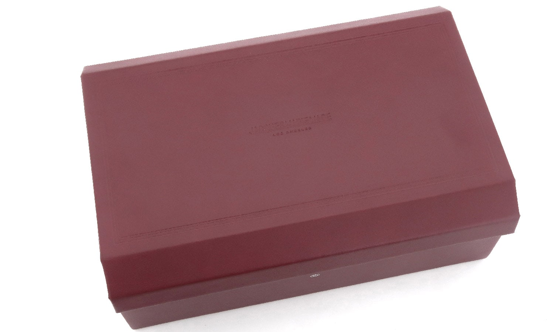 JACQUESMARIEMAGE LARAMIE DARK-HAVANA JMMLR-3T 26/150アイウェアボックス