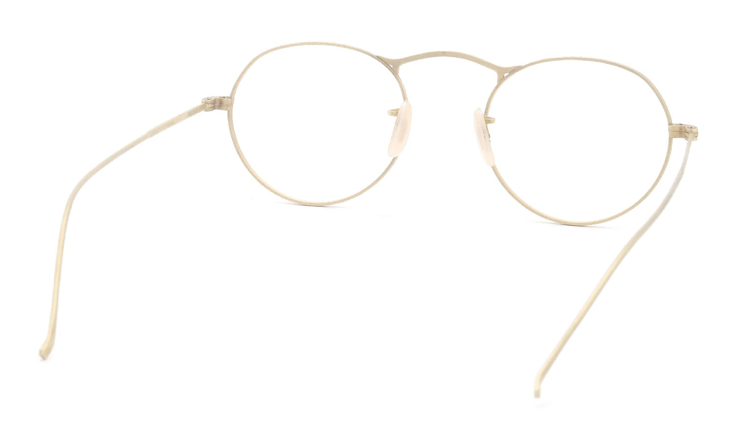 OLIVER PEOPLES archive 初期:M4 G