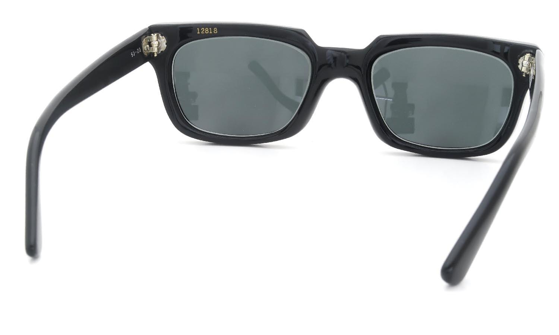 1950s〜1960s Frame Italy サングラス IT800 Blk 50-21 #12818