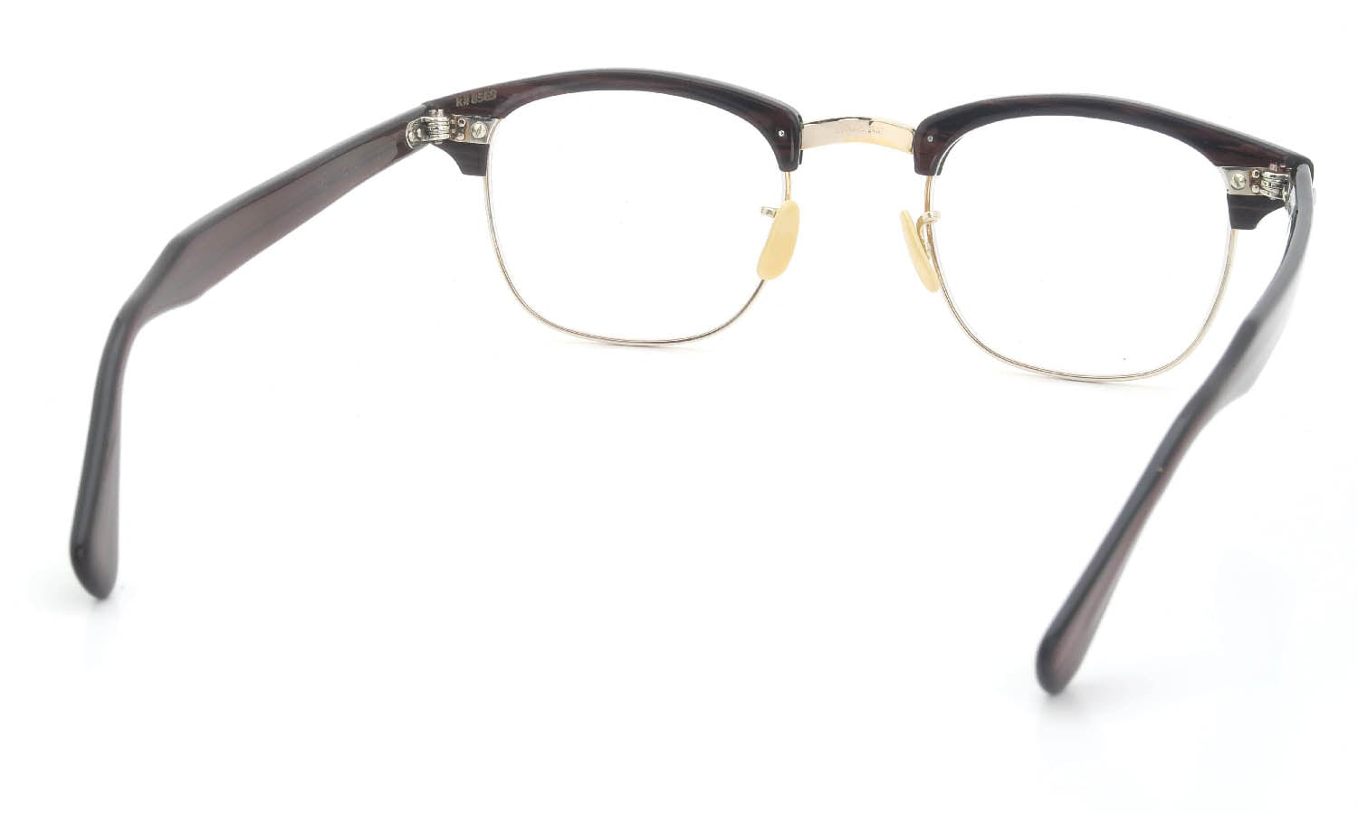 American Optical 1950s〜1960s SIRMONT RS-YG 46-22 #8569