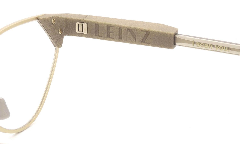 LEINZ サングラス I scan you. LZO502 cr.go