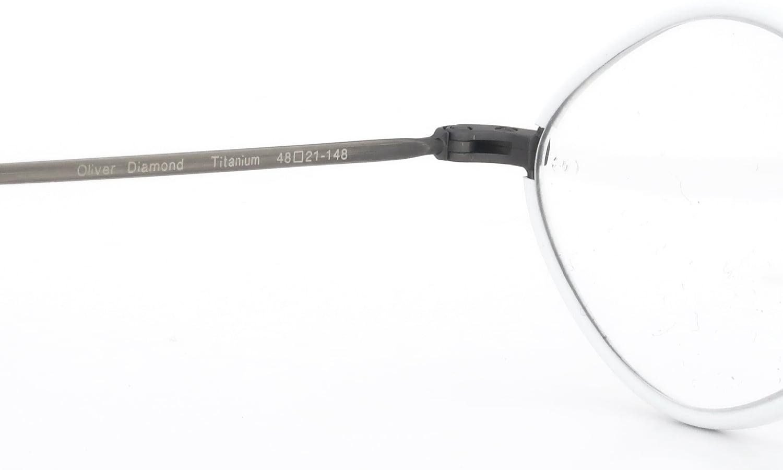 Oliver Goldsmith 海外モデル Diamond(EU-pad) Antique Silver WT 48size