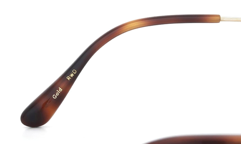 Oliver Goldsmith 海外モデル Oliver Oban(EU-pad) Gold RWD 48size