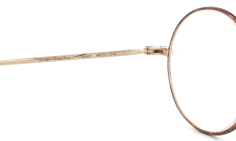 Oliver Goldsmith 海外モデル Oliver Oval/Pro(EU-pad) Gold MMS 48size