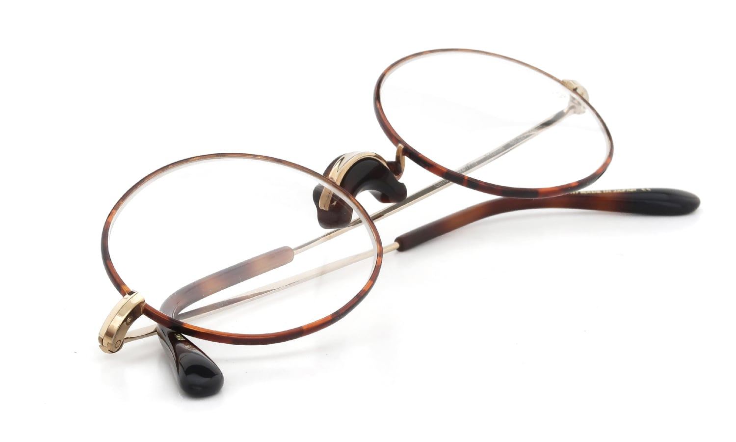 Oliver Goldsmith 海外モデル Oliver Oval/Pro with Pad Gold MMS 48size