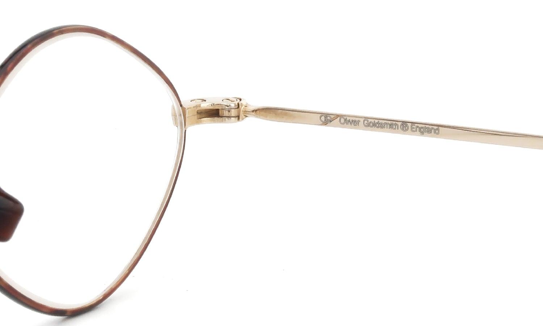 Oliver Goldsmith 海外モデル Diamond with Pad Gold MLS 48size
