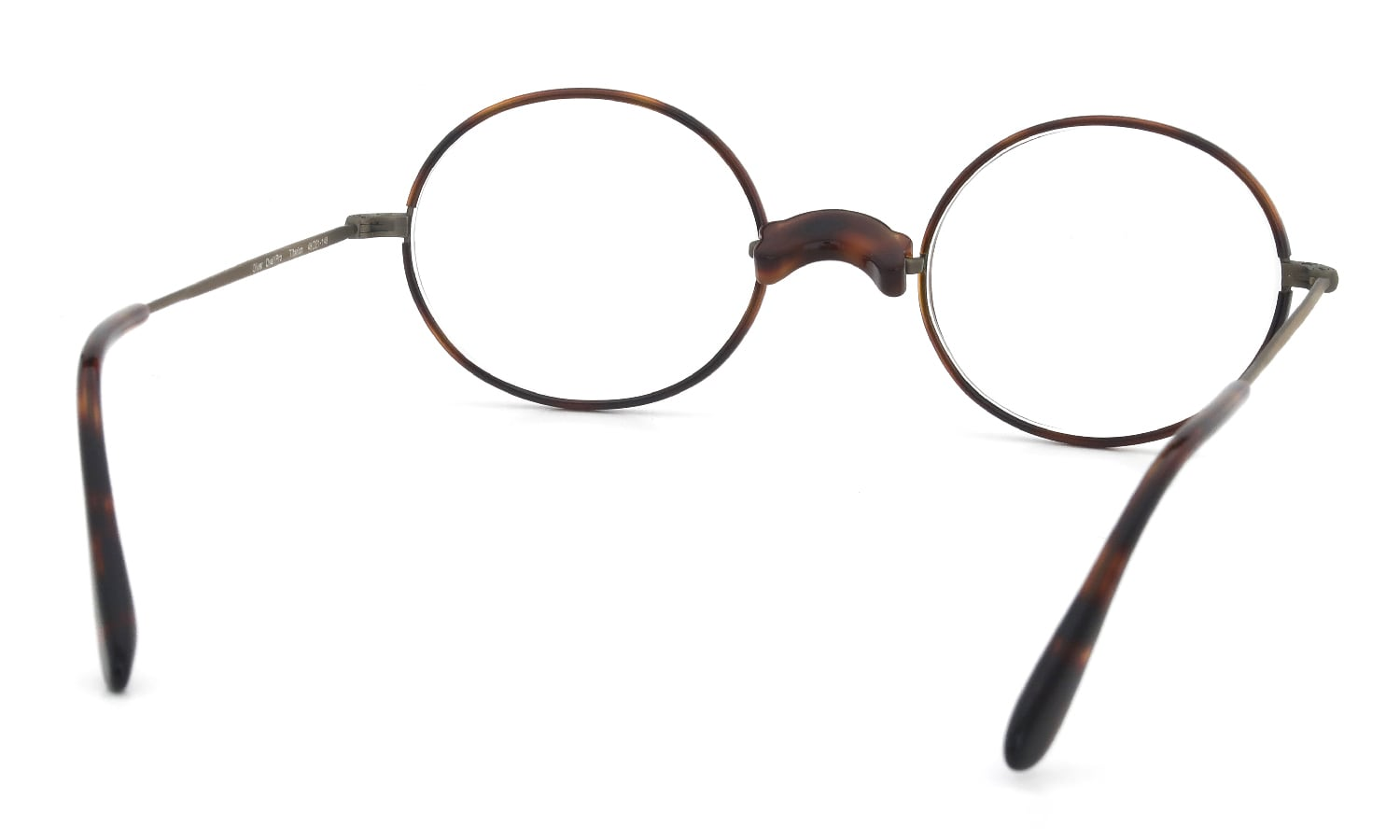 Oliver Goldsmith 海外モデル Oliver Oval/Pro with Pad Antique Gold RBD 48size