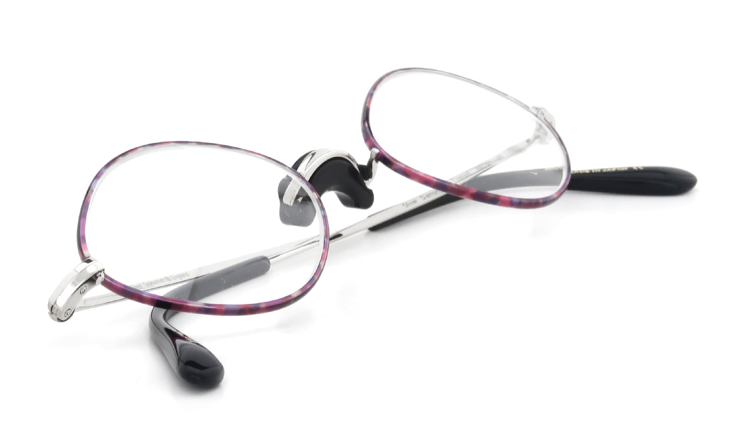 Oliver Goldsmith 海外モデル Diamond with Pad Silver ML 48size