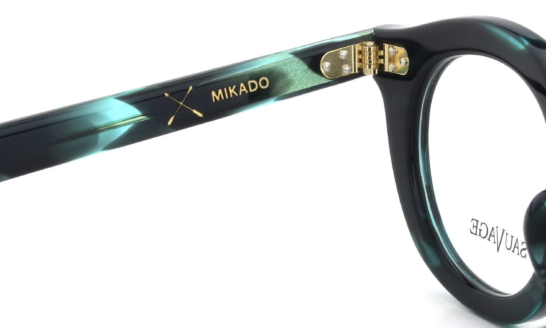 SAUVAGE MIKADO SVPL-002G Emerald Sasa