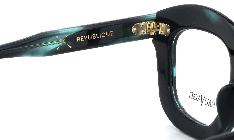 SAUVAGE REPUBLIQUE Emerald Sasa