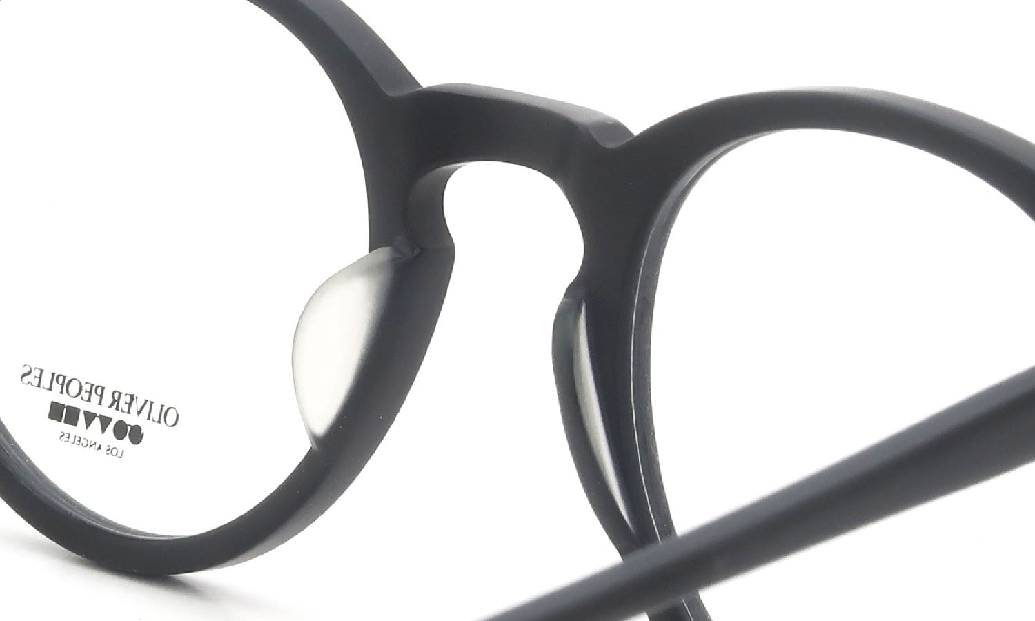 OLIVER PEOPLES 1990s O'MALLEY 43 BLK