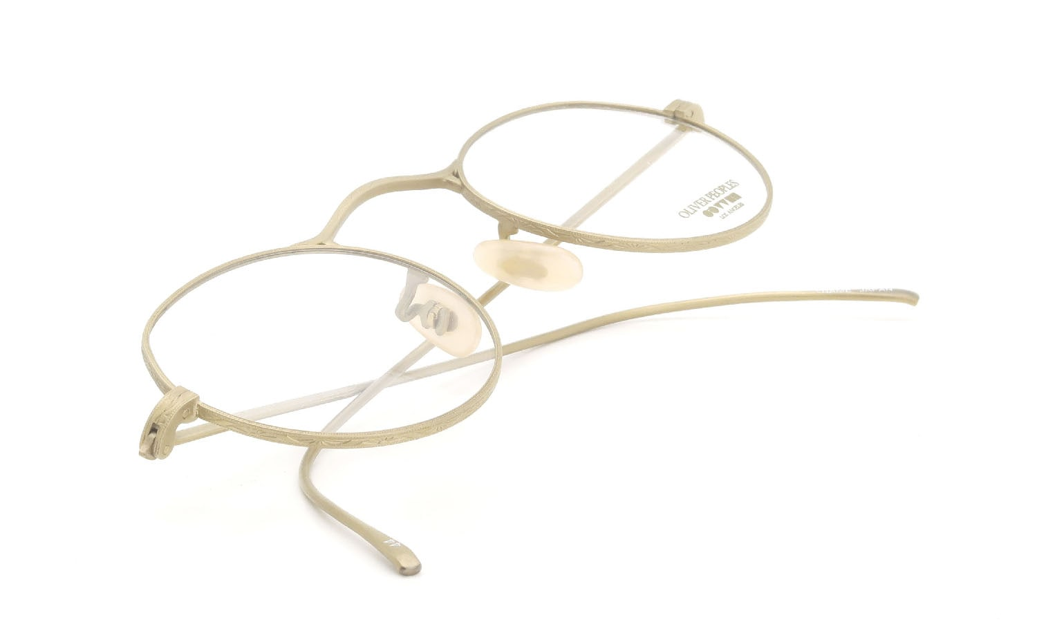 OLIVER PEOPLES archive 初期:M4 G 44size